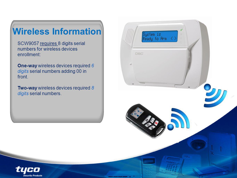 Wireless Information Wireless information