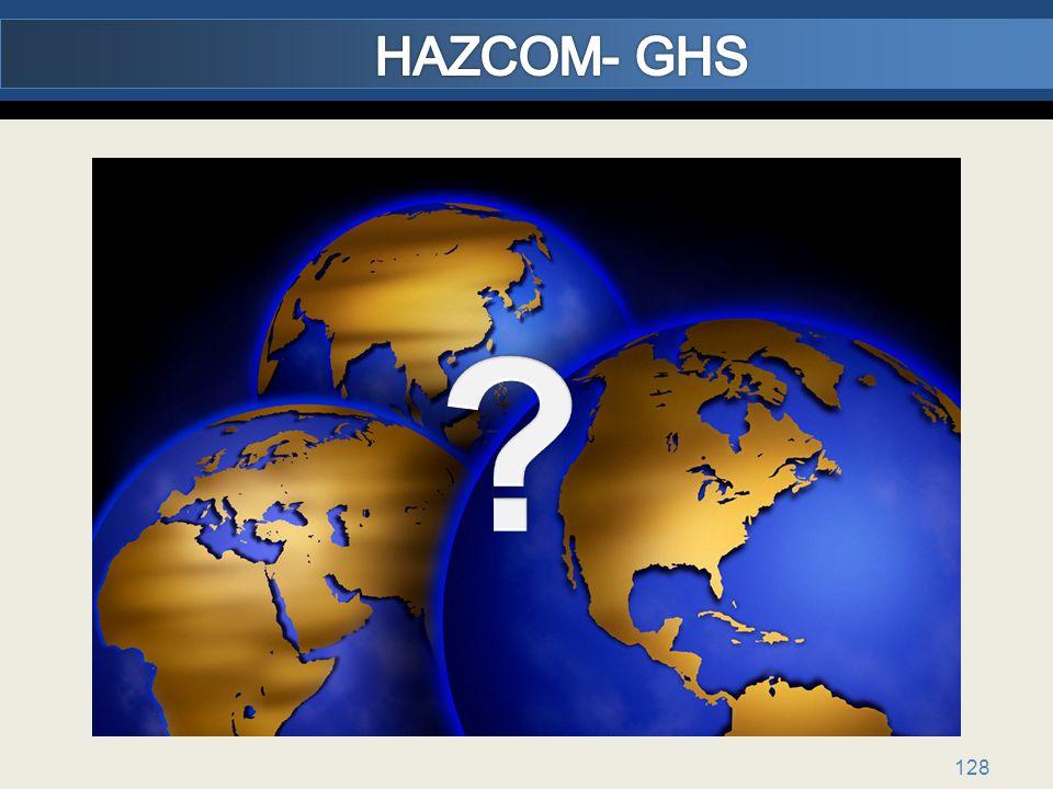 HAZCOM- GHS