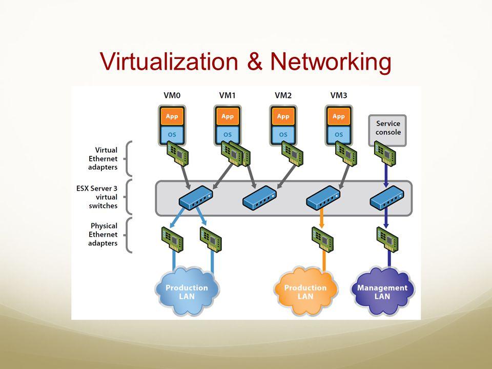 Virtualization & Networking