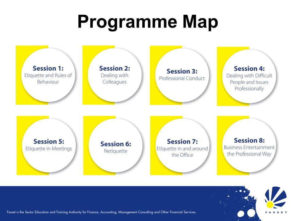 Programme Map 4