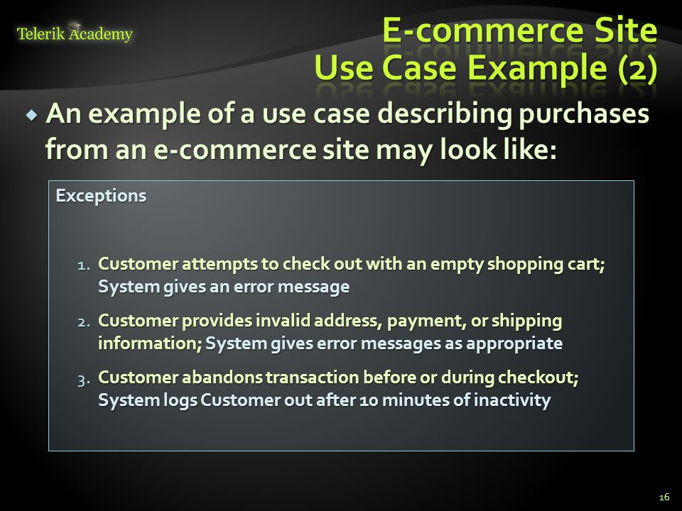 E-commerce Site Use Case Example (2)