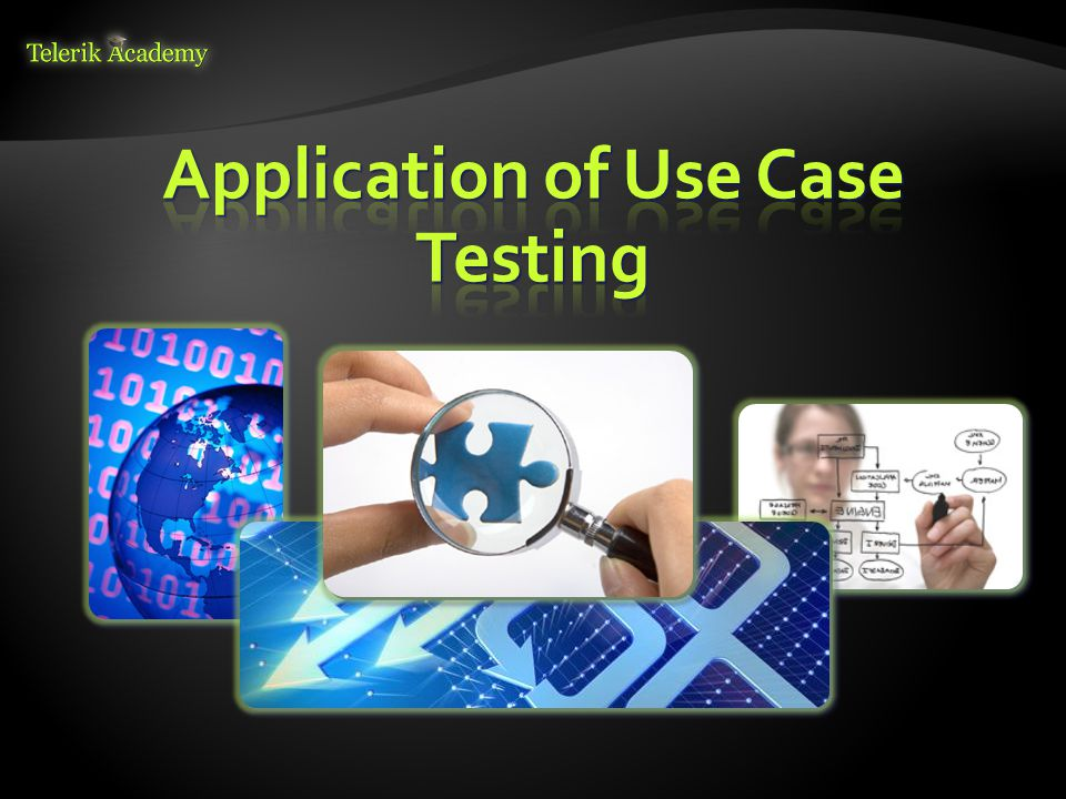 Application of Use Case Testing