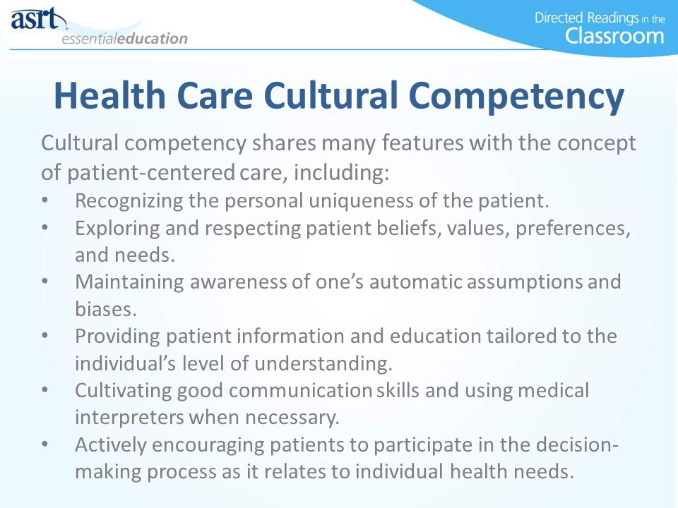 How To Care For Patients From Different Cultures