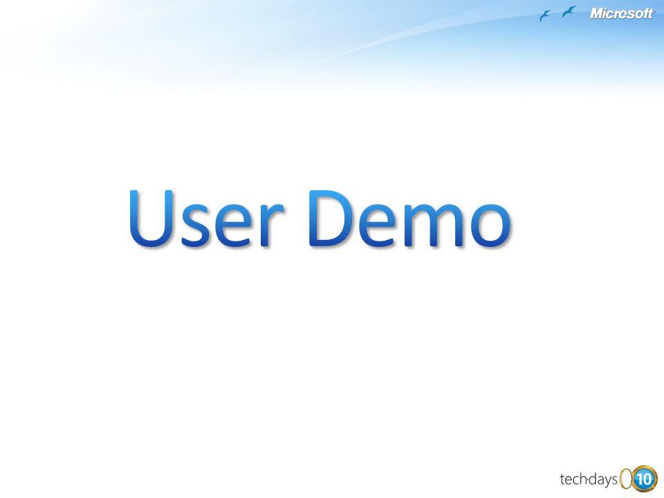 User Demo