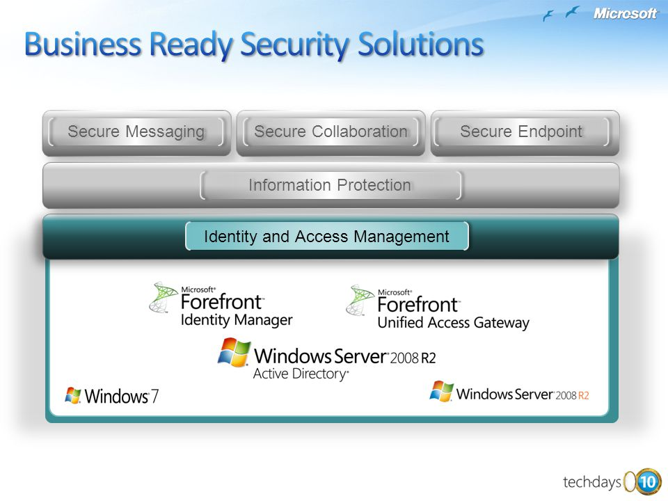 Business Ready Security Solutions