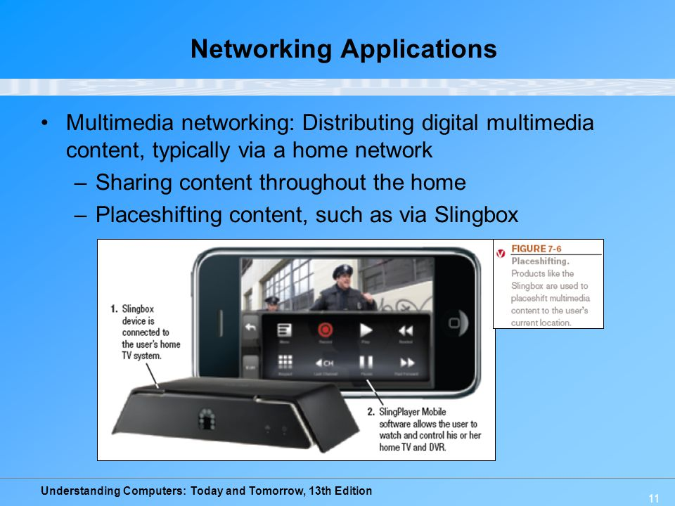 Networking Applications