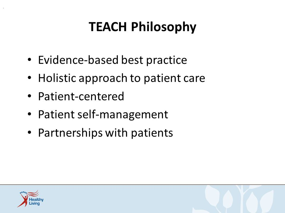 evidence based patient care becomes a Evidence-based care in public health nursing is meant to guide practice  within  the health care industry and demand for proven strategies, ebp has become an.