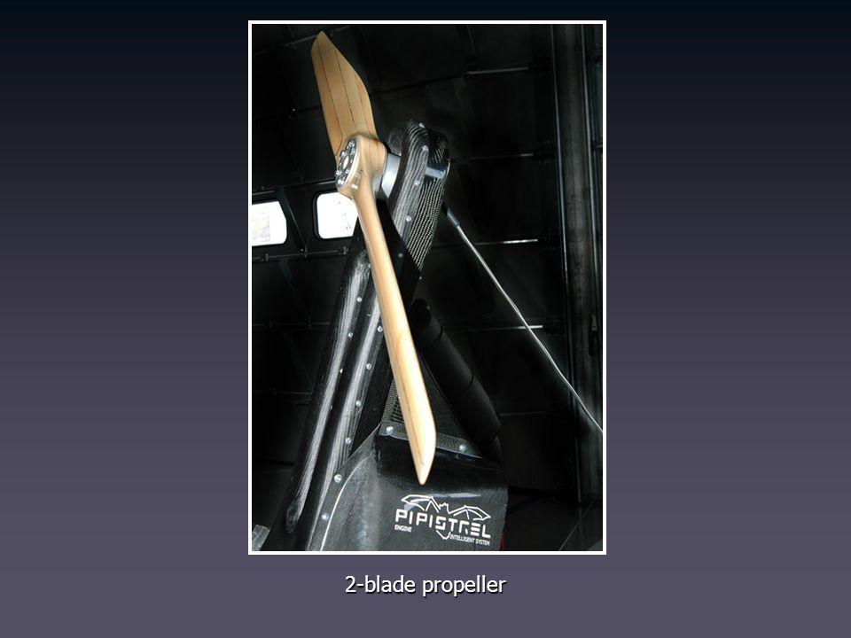 2-blade propeller