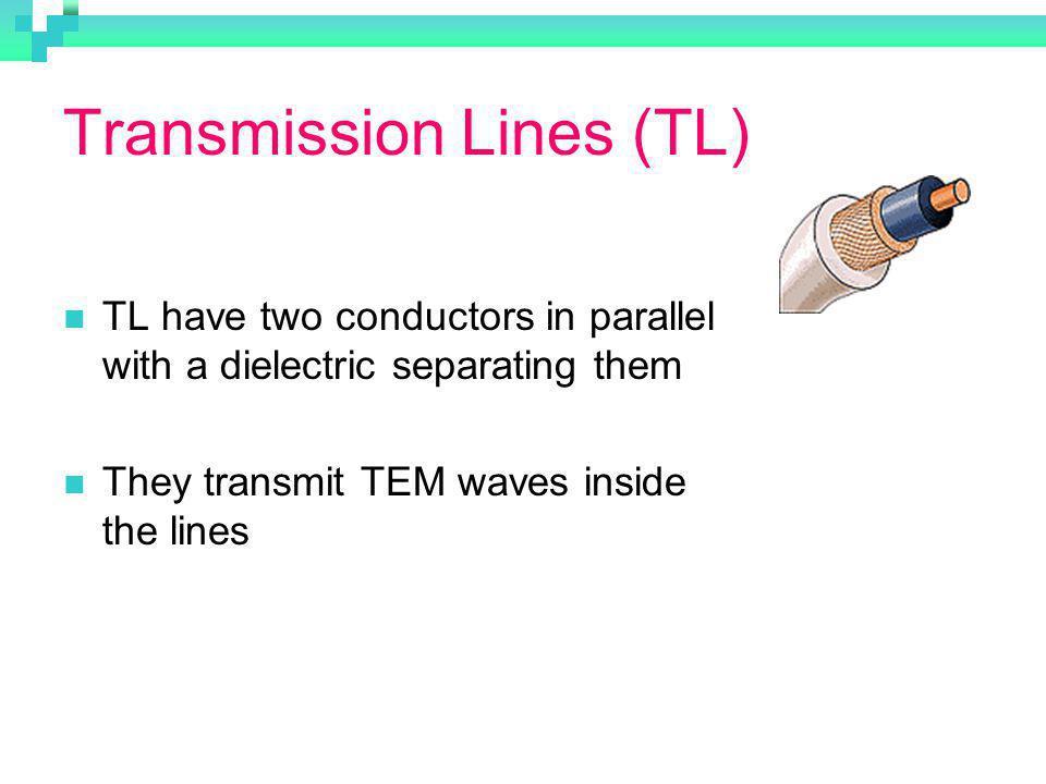 Transmission Lines (TL)