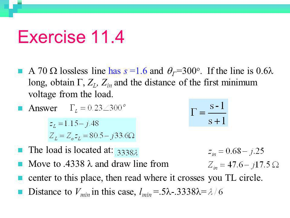 Exercise 11.4