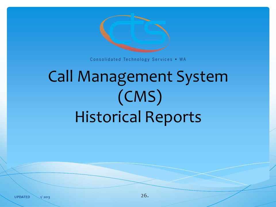 Call Management System