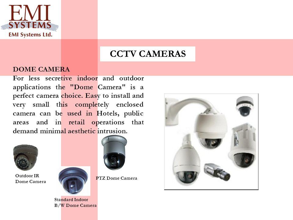 CCTV CAMERAS DOME CAMERA