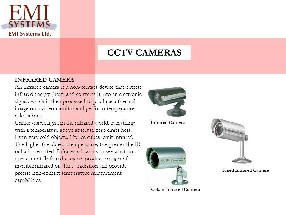 CCTV CAMERAS INFRARED CAMERA