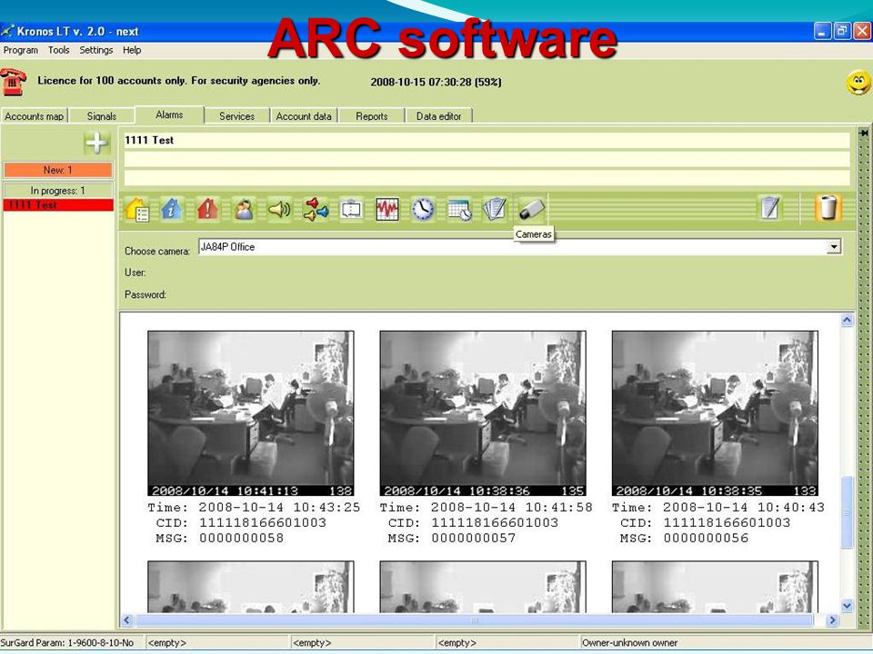 ARC software