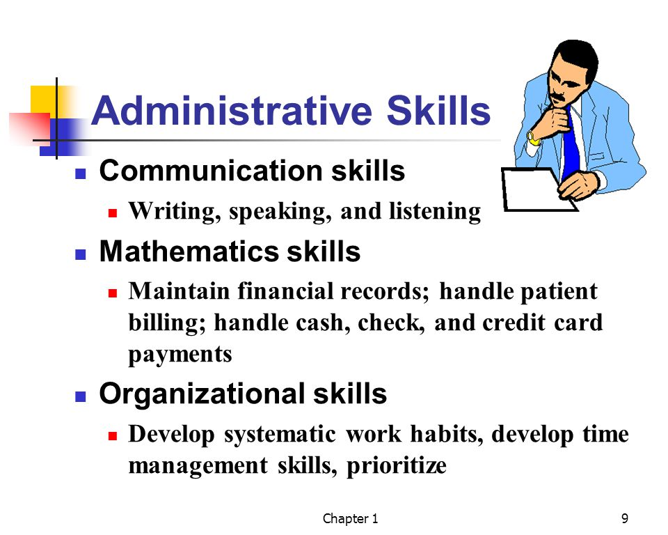 administration skills Professional office administration training and short courses in johannesburg improve your office admin skills today.