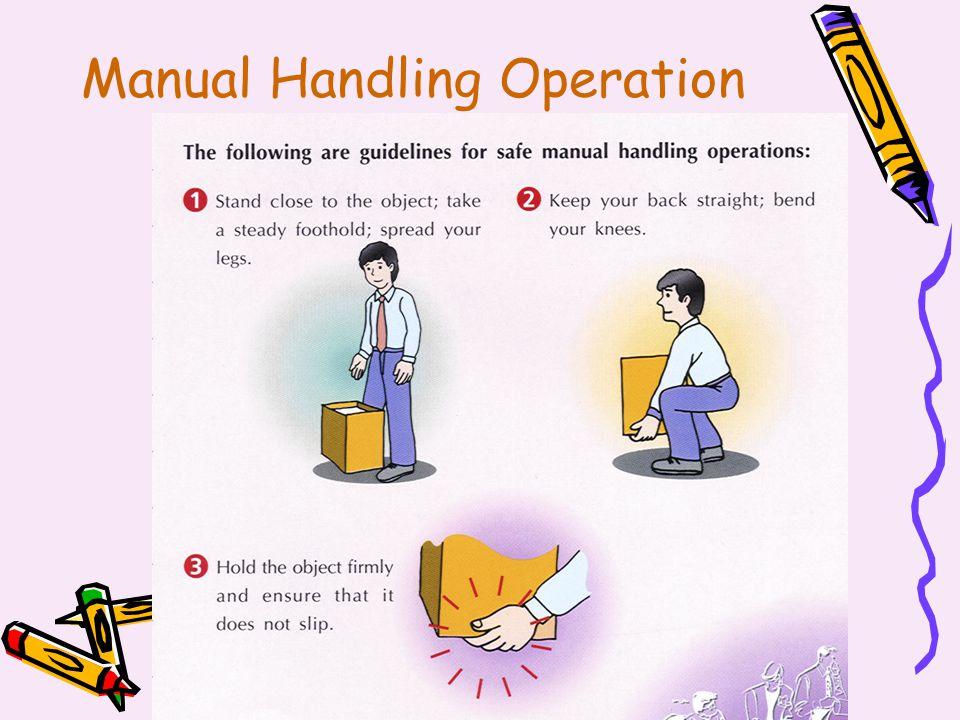 Manual Handling Operation