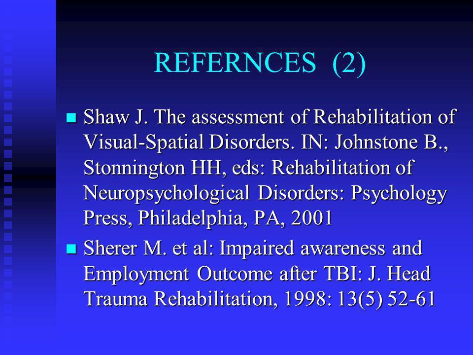 REFERNCES (2)
