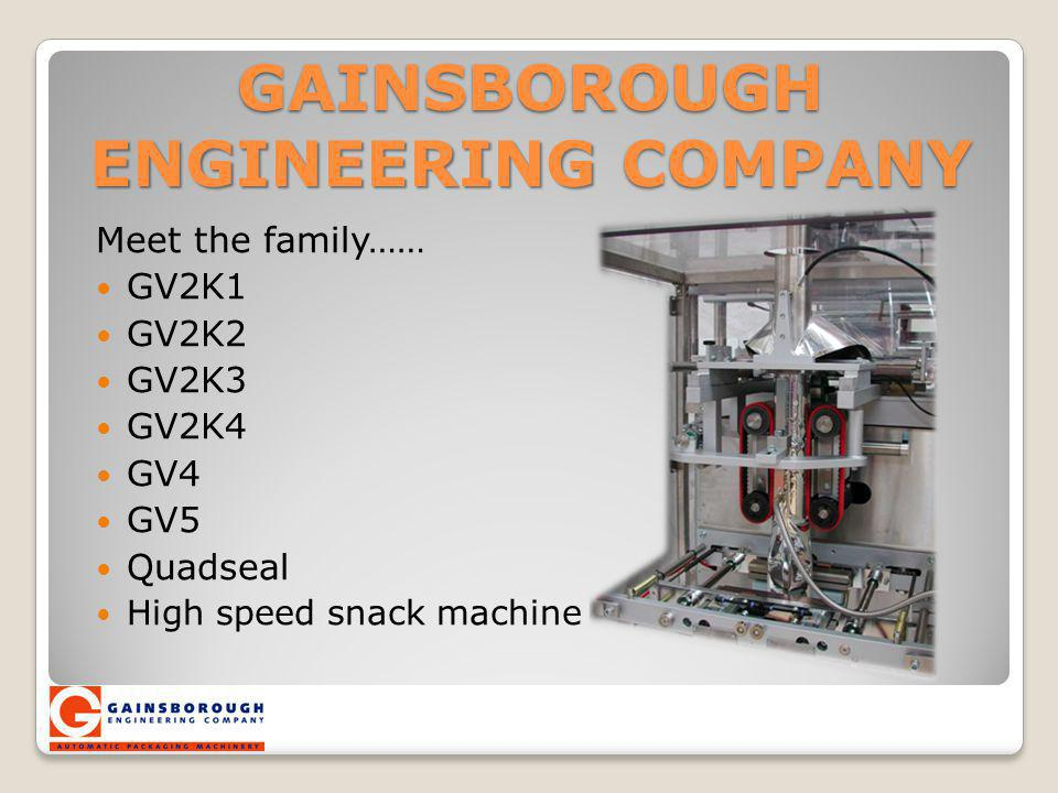 GAINSBOROUGH ENGINEERING COMPANY