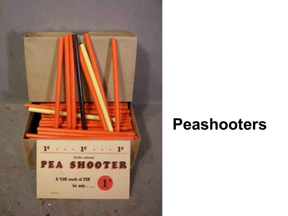 Peashooters