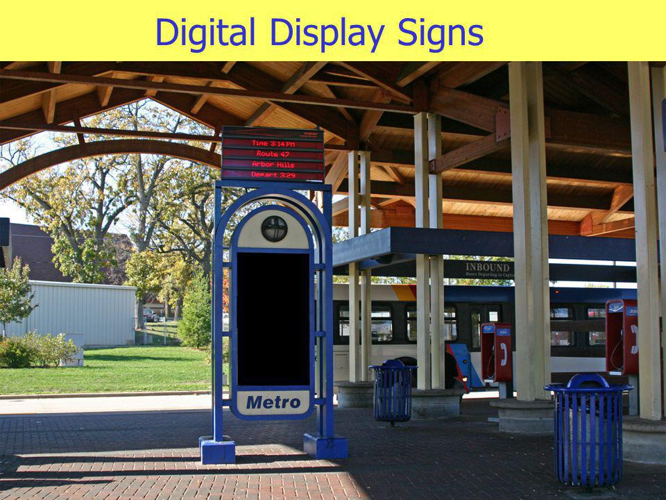 Digital Display Signs