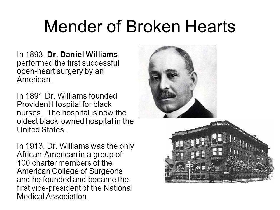 Mender of Broken Hearts