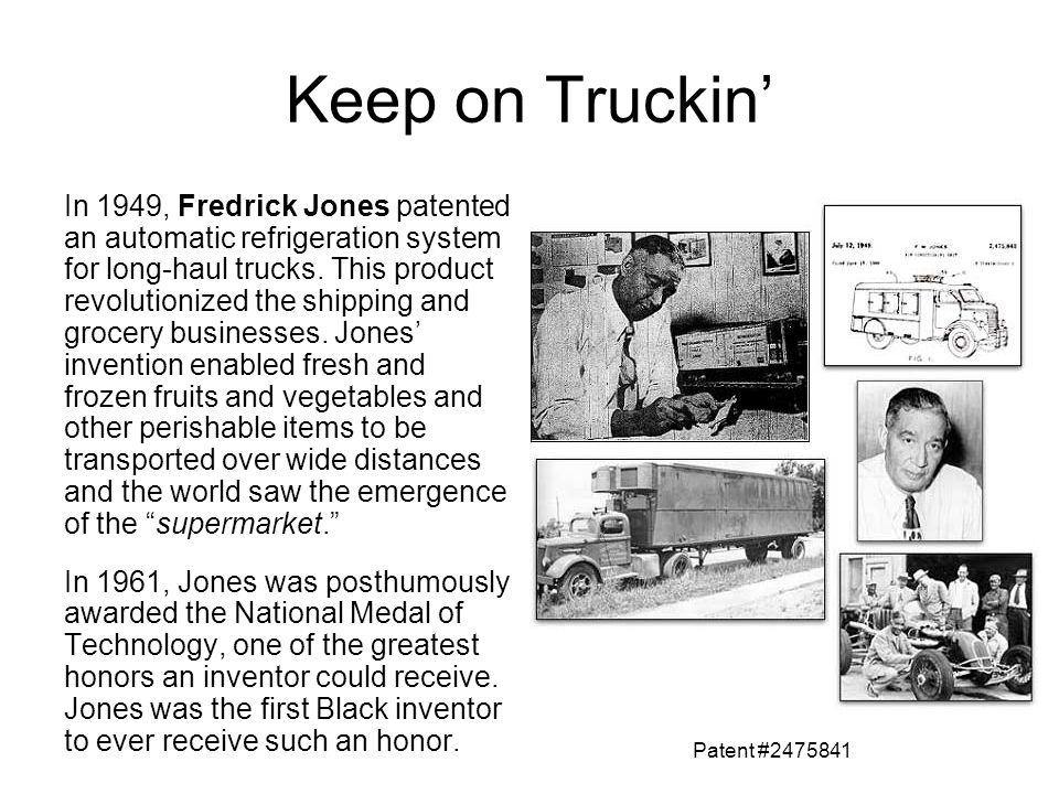 Black American Inventors And Innovators