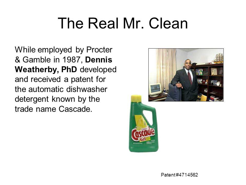 The Real Mr. Clean