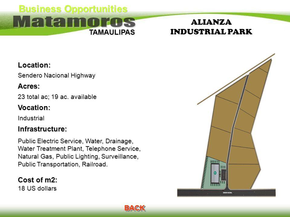 ALIANZA INDUSTRIAL PARK