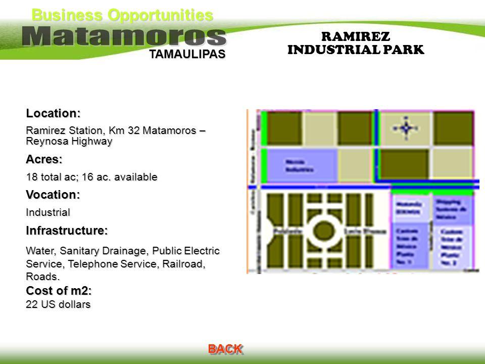 RAMIREZ INDUSTRIAL PARK