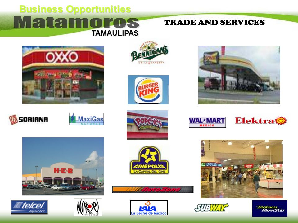 TRADE AND SERVICES
