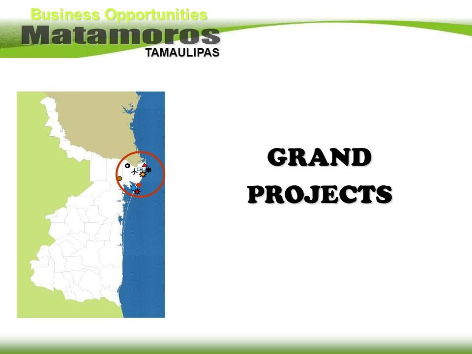 GRAND PROJECTS