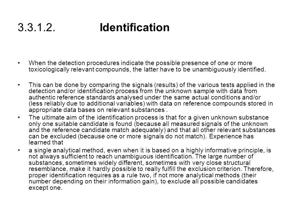 3.3.1.2. Identification