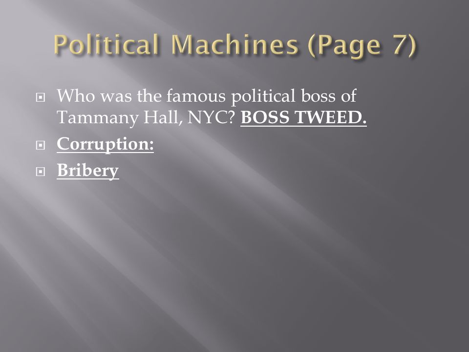 Political Machines (Page 7)