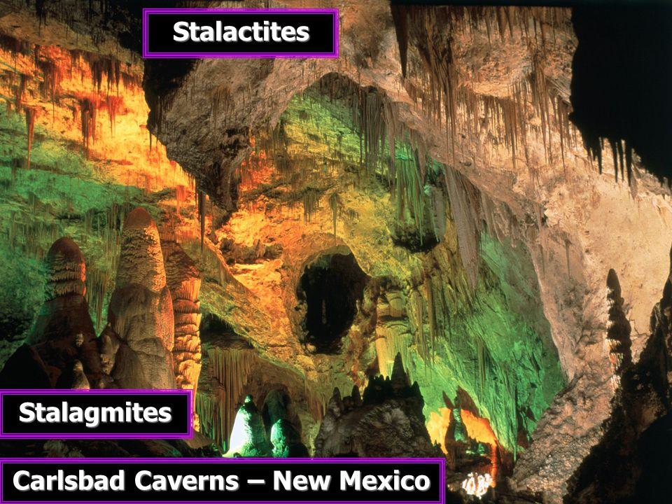 Carlsbad Caverns – New Mexico