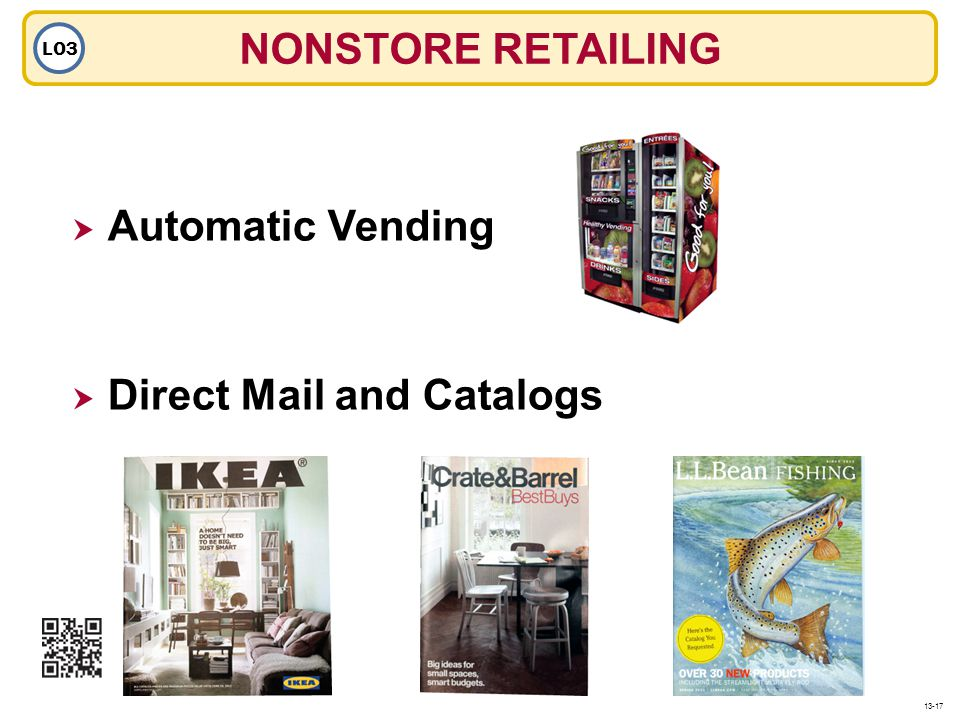 Direct Mail and Catalogs