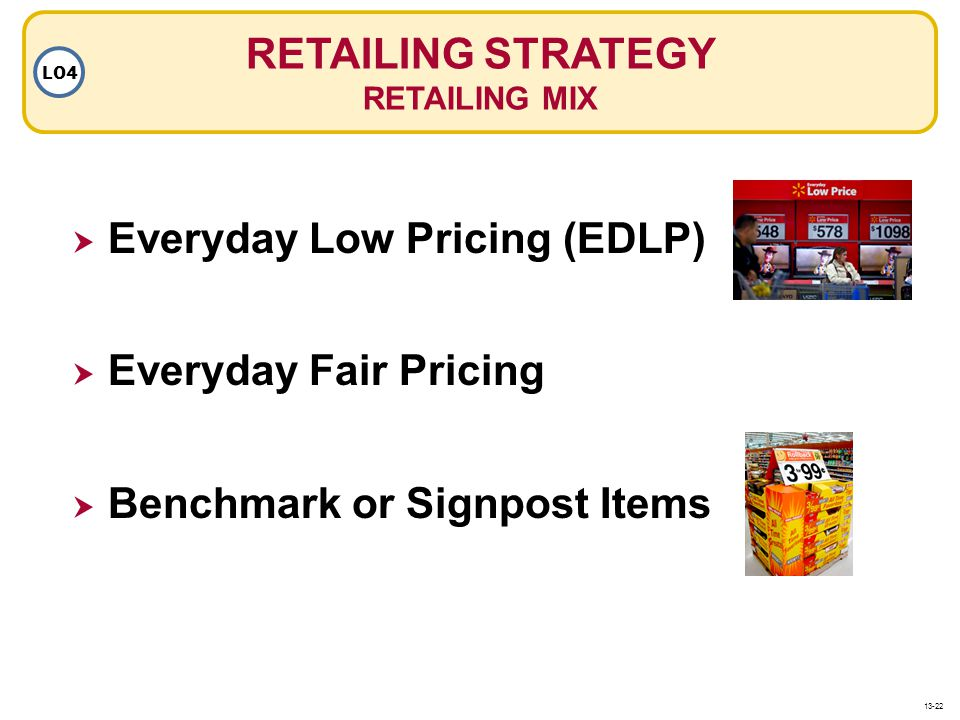 Everyday Low Pricing (EDLP)