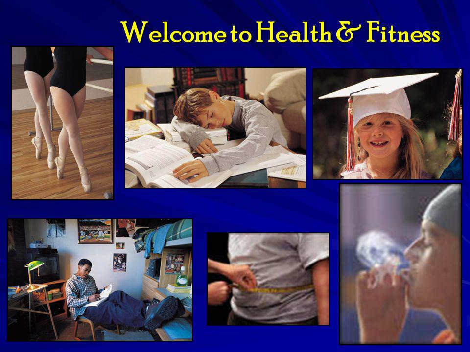 Welcome to Health & Fitness