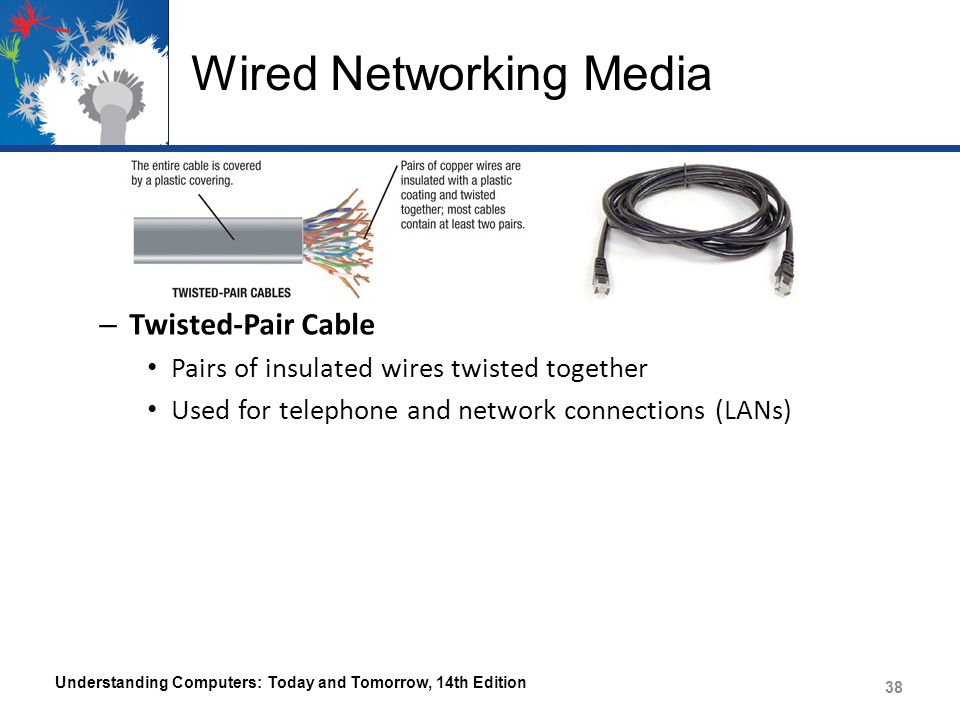 Wired Networking Media