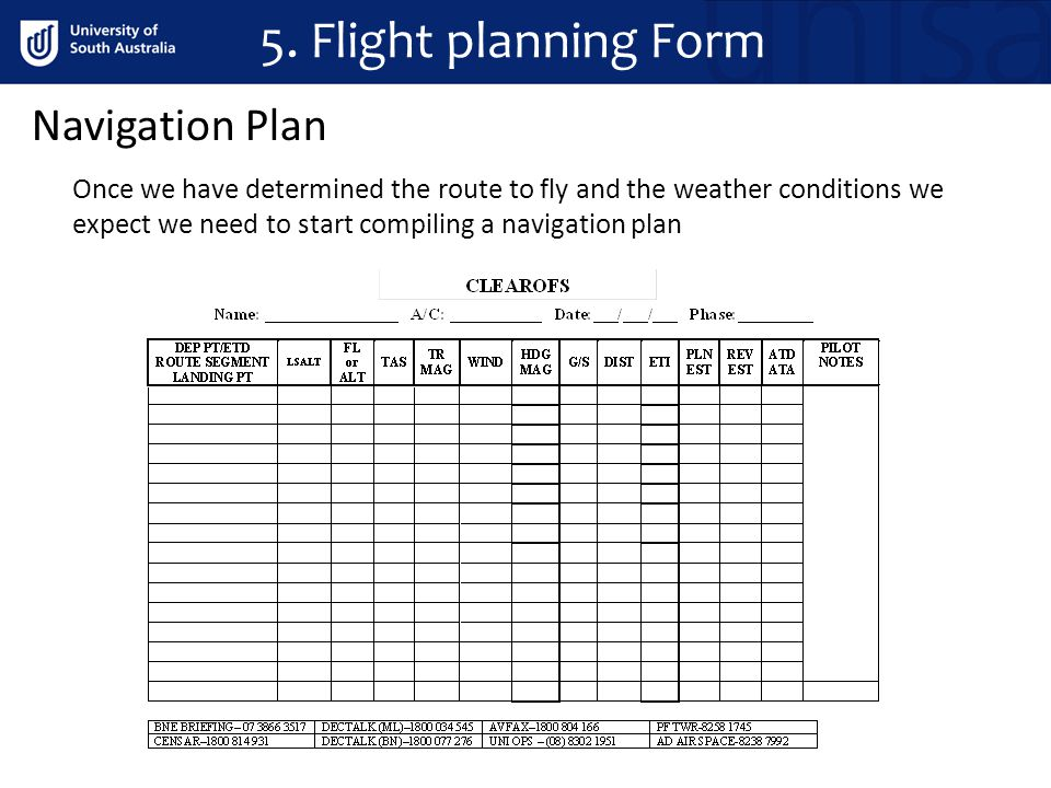 Flight Planning ATC Chapter ppt video online download