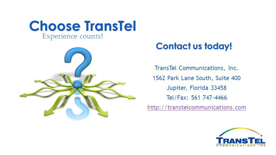 TransTel Communications, Inc.