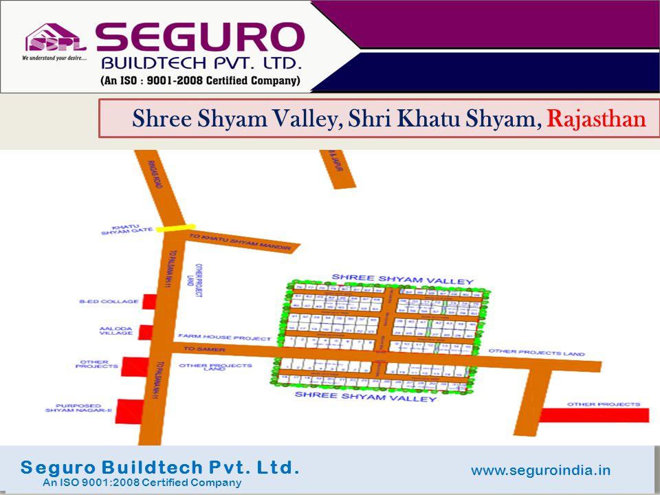 Shree Shyam Valley, Shri Khatu Shyam, Rajasthan