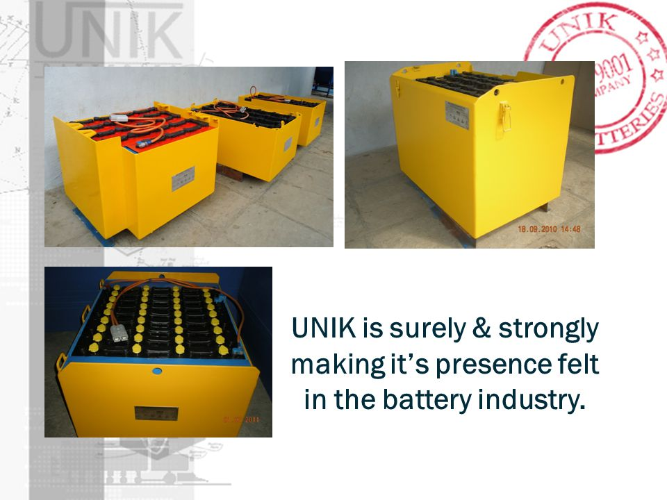 UNIK is surely & strongly making it's presence felt