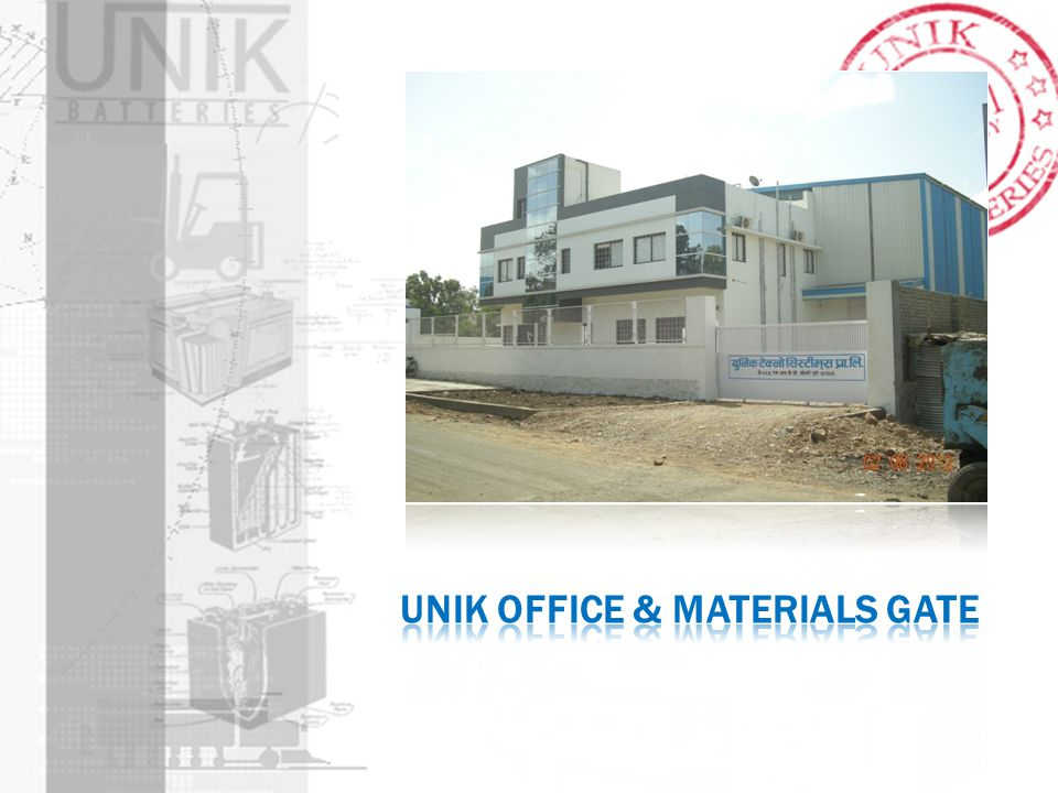 UNIK OFFICE & MATERIALS GATE