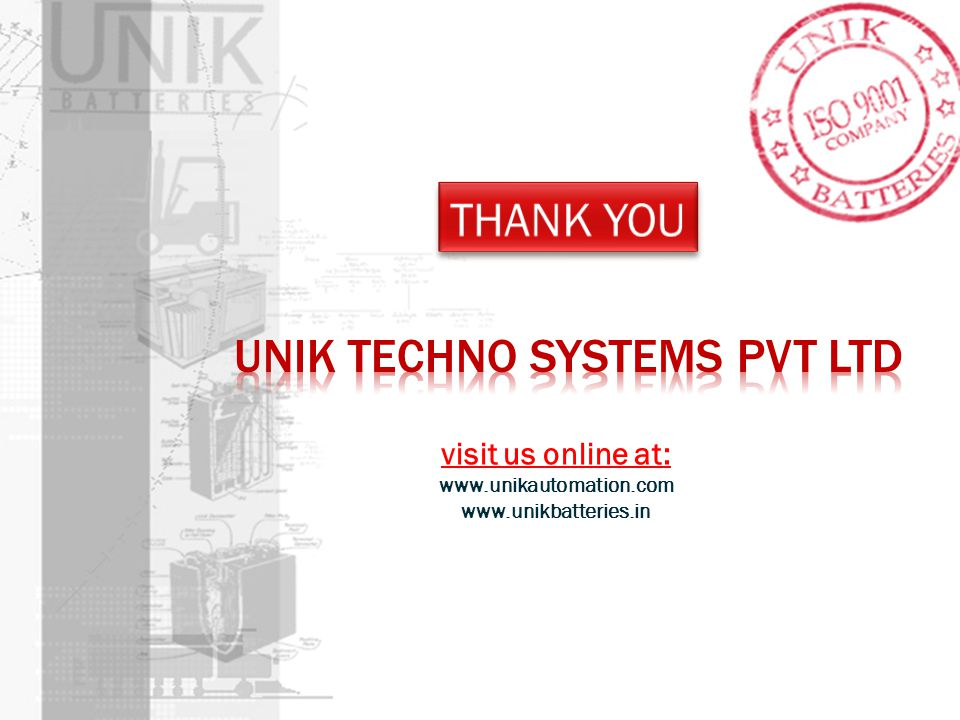 UNIK TECHNO SYSTEMS Pvt Ltd