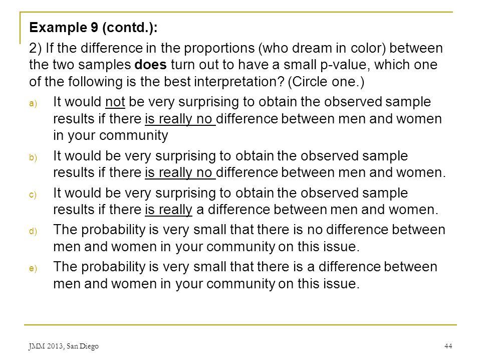Example 9 (contd.):