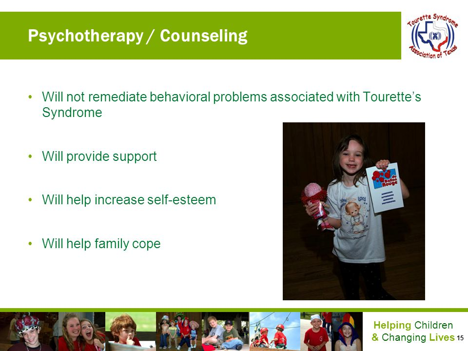 Psychotherapy / Counseling