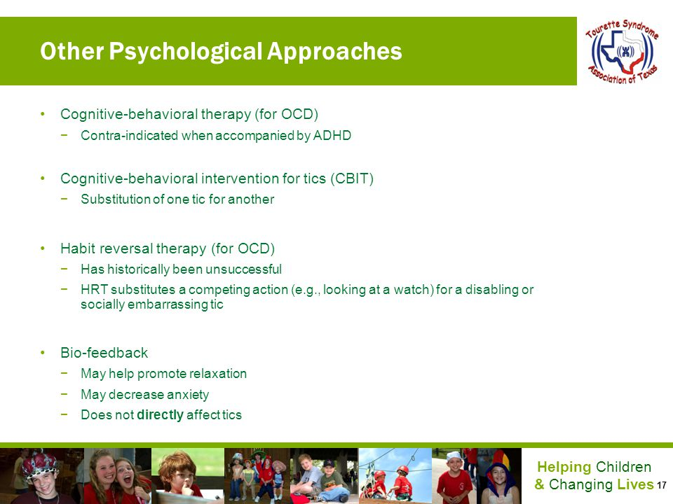 Other Psychological Approaches