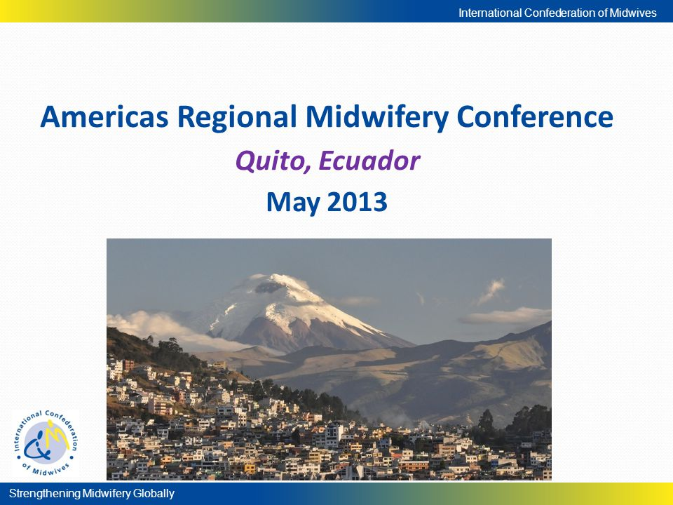 Americas Regional Midwifery Conference