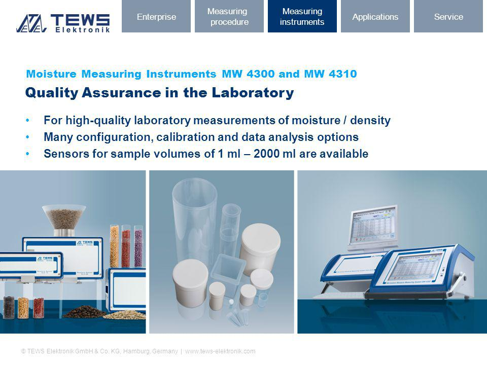 Quality Assurance in the Laboratory