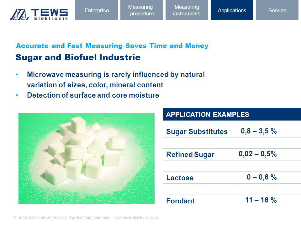 Sugar and Biofuel Industrie